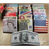 Ví tiền các quốc gia trên thế giới đô la mỹ, 500 euro