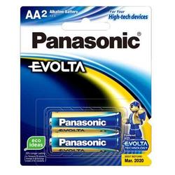 PIN PANASONIC EVOLTA 2A