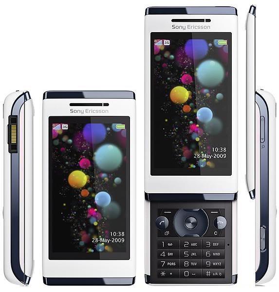 Sony Ericsson U10i 1