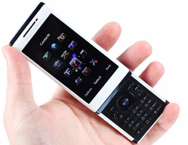 Sony Ericsson U10i 2
