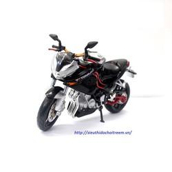 Xe mô hình Moto - Benelli Tornado Naked Tre Titainium