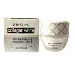 Kem dưỡng da vùng mắt 3W Clinic Collagen Whitening