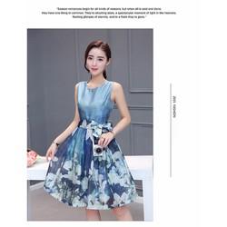 Đầm nữ thời trang, màu sắc thanh lịch, kiểu dáng mới trẻ trung
