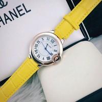 Đồng hồ dây da nữ tuyệt đẹp