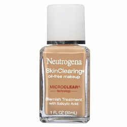 Kem nền dạng lỏng Neutrogena SkinClearing Oil-Free - Buff 30ml