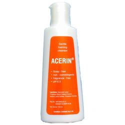 sữa rữa mặt y khoa da liễu Acerin đành cho da mụn, nhạy cảm và nhờn
