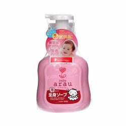 Sữa tắm gội bình Arau Baby 450ml