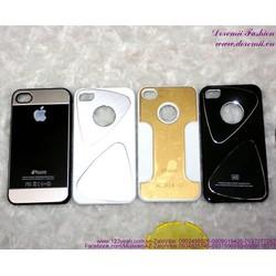 Ốp iphone 4 mẫu mới bền đẹp sang trọng IP78