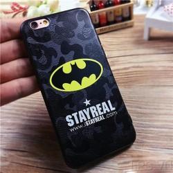 Ốp lưng iPhone 5-5s-se IN NỔI HÌNH Batman