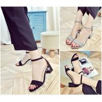 Giày Gót vuông HM-5cm