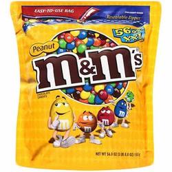 Chocolate M M gói đại nhân đậu phộng 1570kg Mỹ