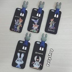 Ốp Thỏ trèo iPhone 5 5S SE 6 6S 6 Plus 6S Plus