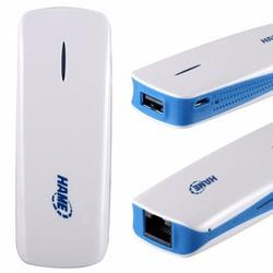 Bộ phát wifi từ USB 3G Hame A1 chính hãng kiêm pin dự phòng 1800mAh