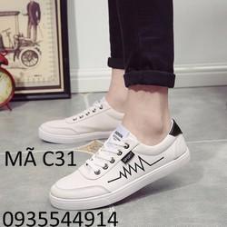 Giày thể thao nam Hàn Quốc C31
