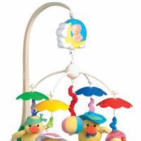 Đồ chơi mềm có nhạc Canpol Happy Duck 2-316