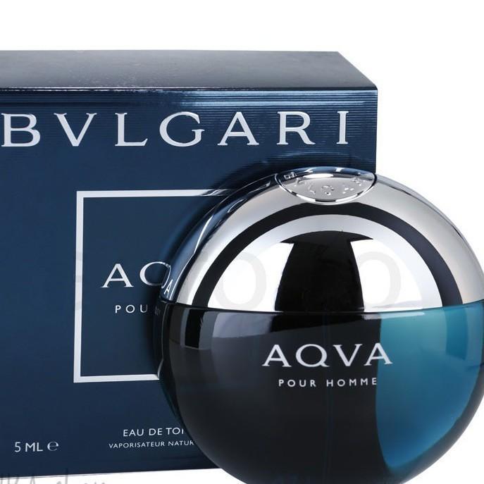 Nước hoa BVLGARI AQVA 5ml 1
