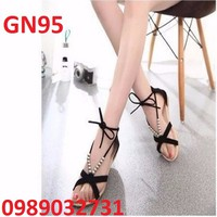 Giày Sandal nữ mẫu HOT - GN95