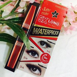 Mascara Sivanna 2 Đầu 5X Long