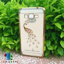 Ốp lưng Samsung Galaxy J7 đính đá