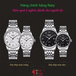 Đồng hồ đôi đơn giản chất lượng tốt Nary