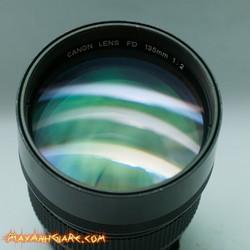 ống kính Canon 135mm f2.0 SSC FDN NGÀM FD
