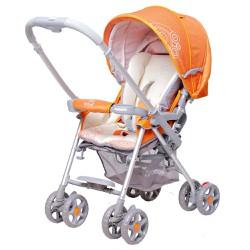Xe đẩy trẻ em Zaracos 1286 Màu cam