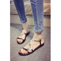 Hàng cao cấp loại i - Giày sandal nữ mẫu mới