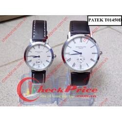Đồng hồ đôi PP T02450 thiết kế đẹp chất lượng tốt
