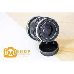 ống kính Canon 100mm f3.5 fl
