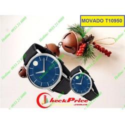 Đồng hồ đôi MV T10950 thiết kế đẹp chất lượng cao