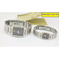 Đồng hồ cặp đôi MV T021750 thiết kế đẹp chất lượng cao