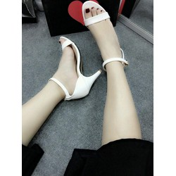 Hàng loại I - SALE OFF- Giày cao gót đơn giản