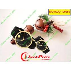 Đồng hồ đôi MV T09950 thiết kế đẹp chất lượng cao