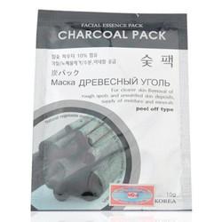 Mặt nạ bùn than lột mụn đầu đen Charcoal Pack