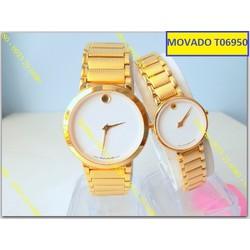 Đồng hồ đôi MV T06950 thiết kế đẹp chất lượng cao