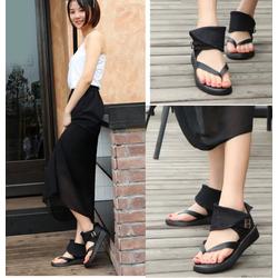 Giày sandal quai kẹp cổ lật