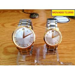 Đồng hồ cặp đôi MV T11950  thiết kế đẹp chất lượng cao