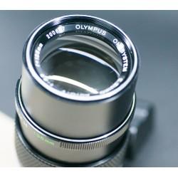 ống kính Olympus 135mm f3.5  tên khác zuiko 135 3.5