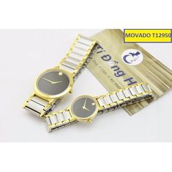 Đồng hồ cặp đôi MV T12950 thiết kế đẹp chất lượng cao
