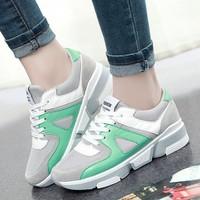 TT228G - Giày thể thao phối màu xanh ngọc - Doni86.com