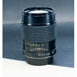 ống kính Soligor 135mm f2.8 ngàm M42
