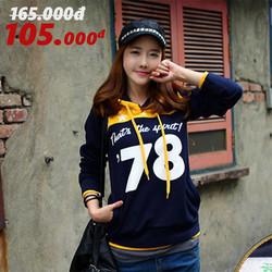 Áo khoác 78 Hàn quốc đẹp