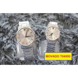 Đồng hồ đôi MV T04950 thiết kế đẹp chất lượng cao
