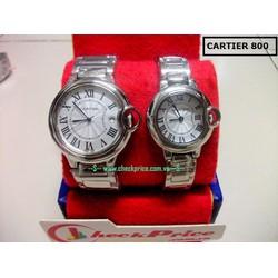 Đồng hồ đôi Car 800 thiết kế đẹp chất lượng cao