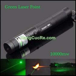 Đèn pin Laser chiếu xa cực đẹp