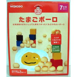 Bánh trứng sữa wakodo số 7