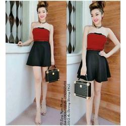 váy ngắn hợp thời trang