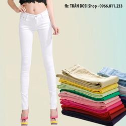Hàng đẹp - Quần thun kaki cotton co giãn - Mã QUAN001