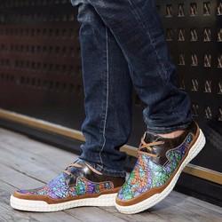 giày nam hoa văn thời trang 2016