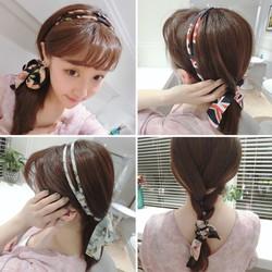 Cài tóc nối vải Hàn Quốc